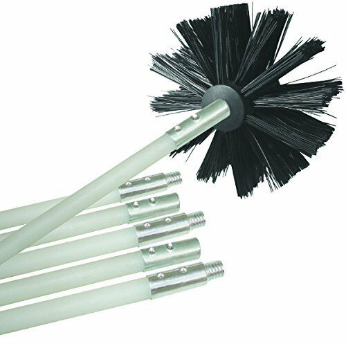 s l1600 - Appliance Repair Parts Dryer Replacement Parts Duct Cleaning Kit, Lint Remover, Extends Up To 12 Feet,