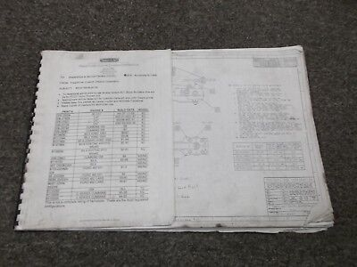19921998 freightliner xc rv chassis electrical wiring diagram manual 1996  1997  ebay