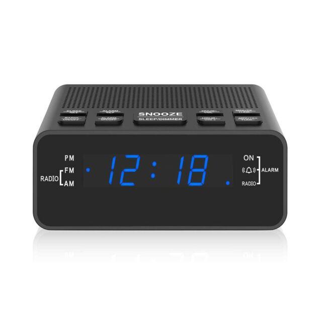 Mp3 Player Alarm Clock Sleep Timer