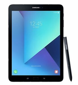 Samsung Galaxy Tab S3 9.7 SM-T825 Black (FACTORY UNLOCKED) Wi-Fi + 4G 4GB RAM