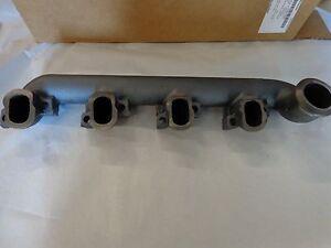 details zu new am general 5744445 exhaust manifold 6 5l turbo diesel gm 10238374