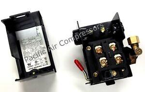E100957 Kobalt Universal Pressure Switch 90 Deg Unloader Air Compressor Parts Ebay