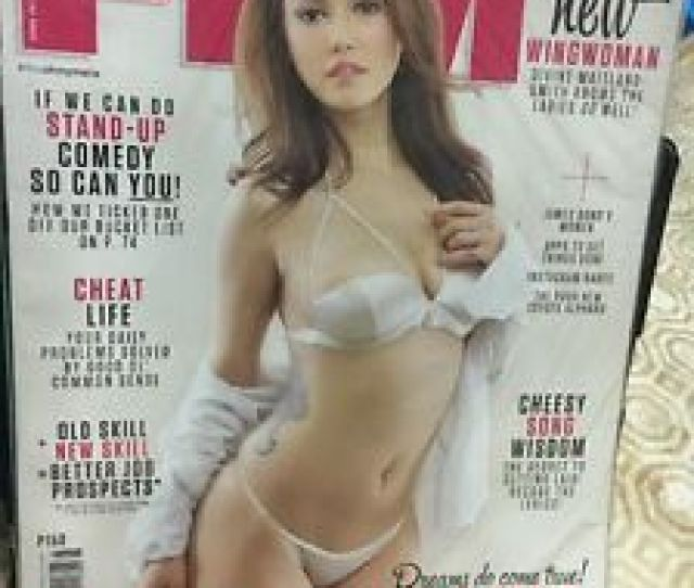 Image Is Loading Fhm Philippines Maria Ozawa Very Rare Japan Sex