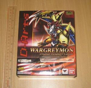 > Tamashii D-Arts Digimon Digital Monster WarGreymon Original Designer's(ODE