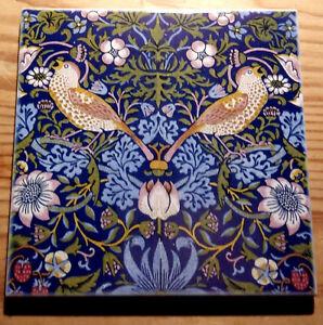 william morris arts and crafts ceramic