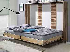 details about horizontal wall bed murphy bed fold down bed hidden bed space saving bed