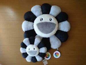 details about takashi murakami flower cushion pillow hong kong 60cm 30cm set kaikaikiki gray