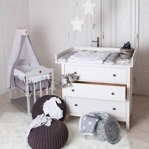 Puckdaddy Plan A Langer Xxl Pour Ikea Hemnes En Blanc Ebay