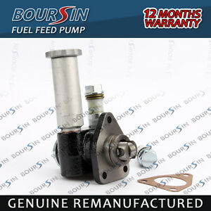 FUEL FEED PUMP ASSY FIT MITSUBISHI FUSO CANTER 4D30 4D31