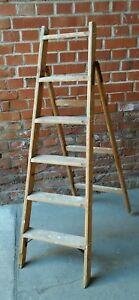 Malerleiter Holz Gunstig Kaufen Ebay