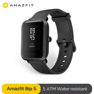 New Huami Amazfit Bip S Smart Heart Rate Fitness Sport Monitor 5ATM Waterproof