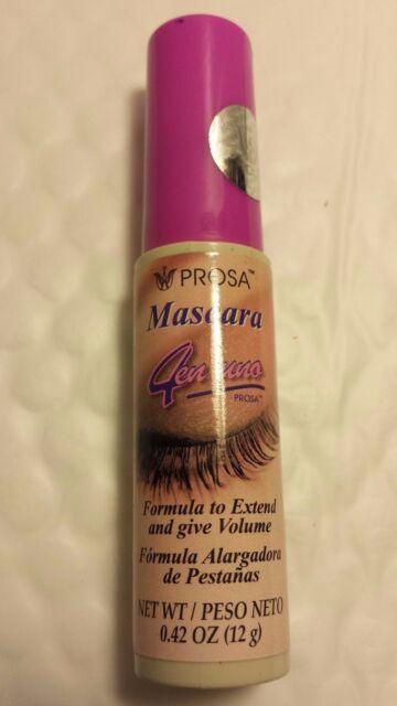 aa938cf1987 Prosa 4 In 1 Mascara With Eye Lash Treatment Black 12 Grams Ebay