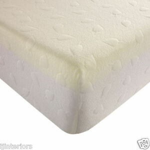 Image Is Loading Memory Foam Mattress Reflex Orthopaedic 4ft6 Double Or