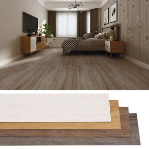 details about 36 peel stick vinyl flooring planks self adhesive floor tiles wood effect home
