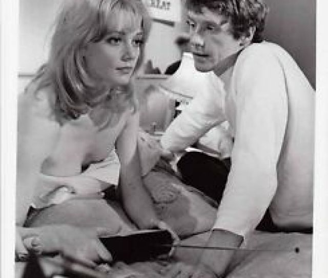 Image Is Loading Elaine Taylor Busty Michael Crawford Vintage Photo The