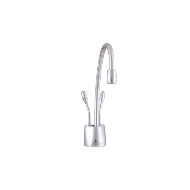 insinkerator f hc1100sn hot and cold water dispenser faucet