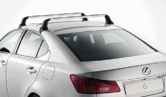 lexus is 220 d 250 roof rack