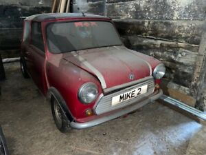 classic mini project car