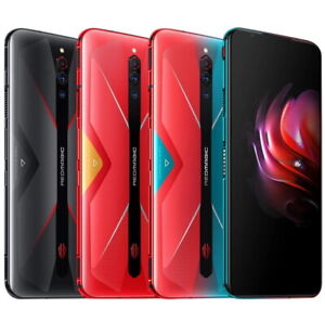 "Nubia Red Magic 5G 128GB 8GB RAM (FACTORY UNLOCKED) 6.65"" 64MP (Global)"