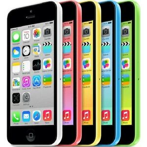 Apple iPhone 5C *All Colors* - 8GB 16GB 32GB - Verizon Unlocked *Refurbished*