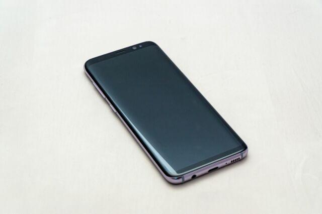 Samsung Galaxy S8 Sm G950f 64gb Orchid Grey Ohne Simlock Smartphone Gunstig Kaufen Ebay