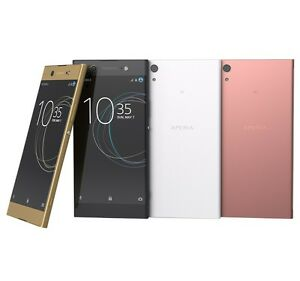 "Sony XPERIA XA1 Ultra Dual G3226 (FACTORY UNLOCKED) 6.0"" 64GB White Black Gold"