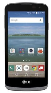 New Verizon Prepaid LG Optimus Zone 3 4G LTE with 8GB Memory Prepaid Cell Phone
