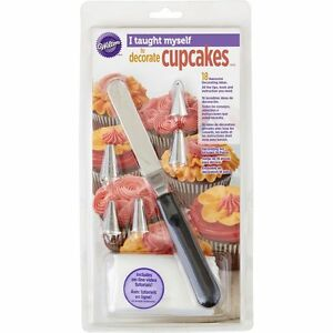 Wilton Cake Decorating Tools Equipment   Decorate Cupcakes Set 2104     Image is loading Wilton Cake Decorating Tools Equipment Decorate  Cupcakes Set
