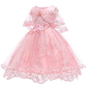 Baby Girls First Year Birthday Princess Dresses Ebay