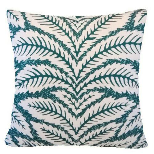 teal blue premium home decor throw pillow cover sofa couch cushion case 18x18 home decor pillows patterer indian south asian home decor pillows