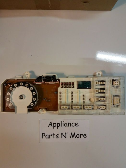 s l1600 - Appliance Repair Parts SAMSUNG WASHER DISPLAY PART# DC92-01624K, Free shipping