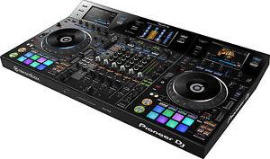 pioneer ddj rzx 4 channel digital dj controller