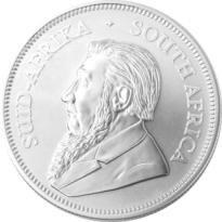 1 Oz Krügerrand 2020 Silber Südafrika 1 Unze NEU 1Oz Silbermünze Münze NEU