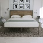 Durabed Full Bed Frame With All Wood Bookcase Headboard For Sale Online Ebay