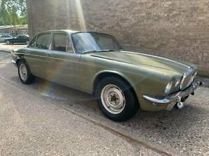 1973 - DAIMLER SOVEREIGN AUTO - LOW MILES - PROJECT!