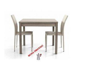 details sur tables et chaises chene table a manger en bois carre gris extensible 566