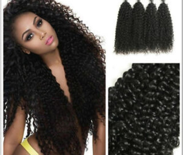 Image Is Loading Malaysian Curly Hair Remy Hair Extensions Jerry Curl