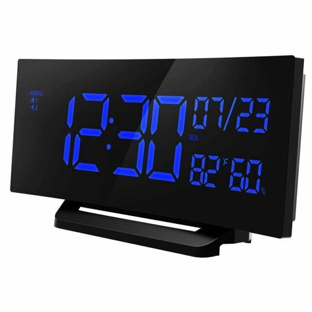Mpow Digital 6 5 Screen Alarm Clock