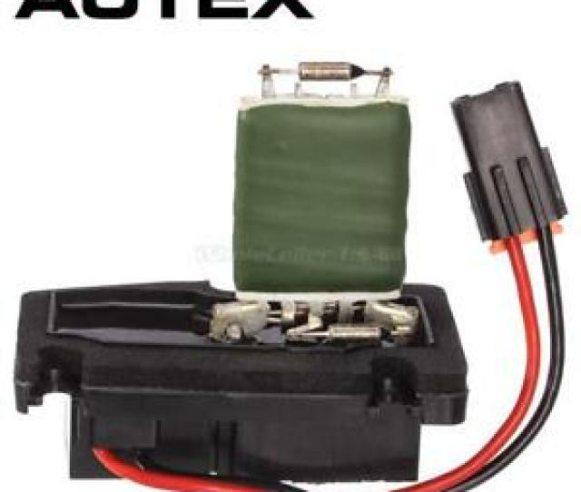 Image Is Loading A C Heater Blower Motor Resistor For 97 03