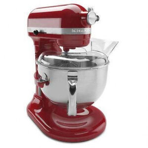 KitchenAid 600 Super Big 6 Qt Pro Stand Mixer Kp26m1pgc