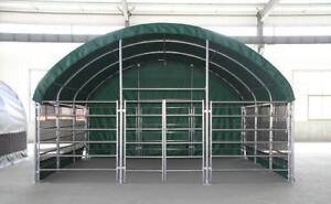 Livestock Shelter Sheds Farm Storage Building Horse Sheep
