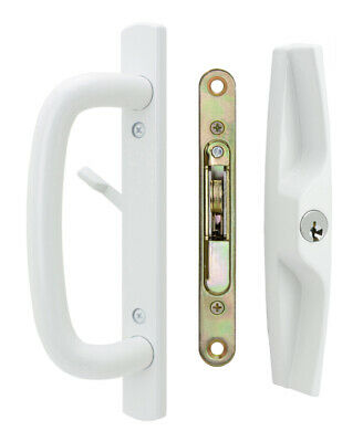 veranda sliding patio door handle available with key cylinder and mortise lock ebay