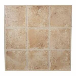details about floor tiles self adhesive marble stone tile vinyl flooring kitchen bathroom