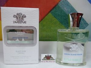 CREED VIRGIN ISLAND WATER BATCH LT CM6216A01 EDP SPRAY 4 ...