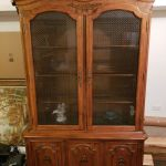 Thomasville Furniture Brompton Hall China Cabinet Hutch For Sale Online Ebay