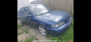 1994 Mondeo mk1 si with factory rs kit project spares