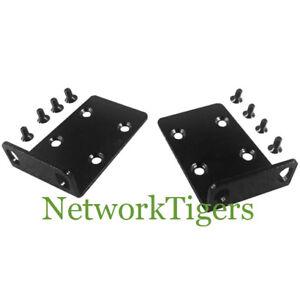 details zu new networktigers rack mount bracket kit ears cisco sf500 sg500 sg500x switch