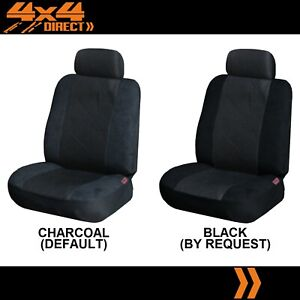 details about single jacquard suede seat cover for lada niva