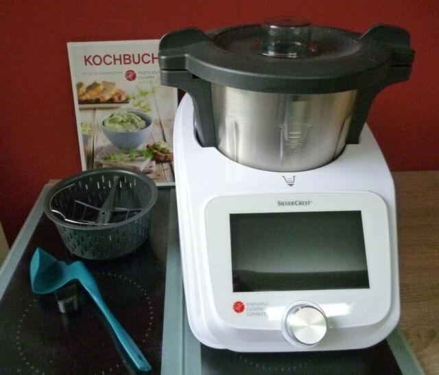Küchenmaschine Monsieur Cuisine Connect Skmc 1200 2021