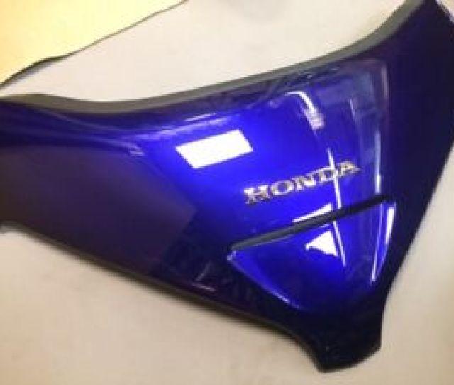 Image Is Loading Used Front Windshield Garnish 02 03 Honda Gl1800